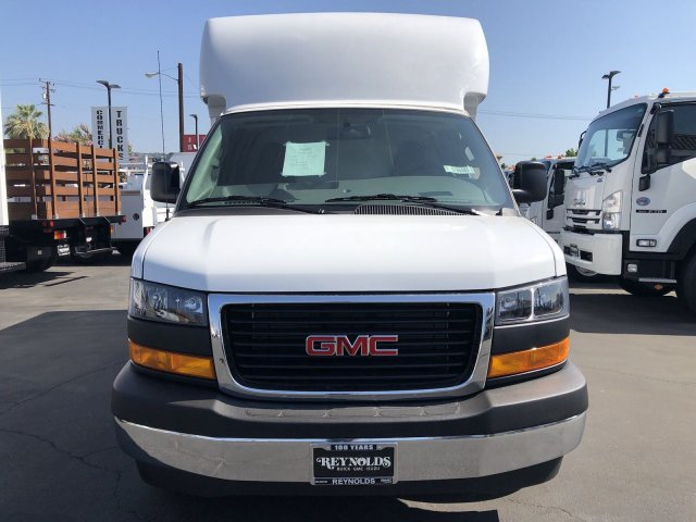 2018 Savana 3500 4x2,  Supreme Service Utility Van #G180681 - photo 3