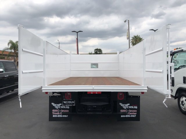 2018 Sierra 3500 Regular Cab DRW 4x2,  Martin's Quality Truck Body Landscape Dump #G180740 - photo 9