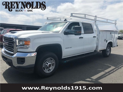 2018 Sierra 2500 Crew Cab 4x2,  Royal Service Body #G180777 - photo 1