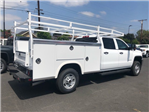 2018 Sierra 2500 Crew Cab 4x2,  Royal Service Body #G180777 - photo 10