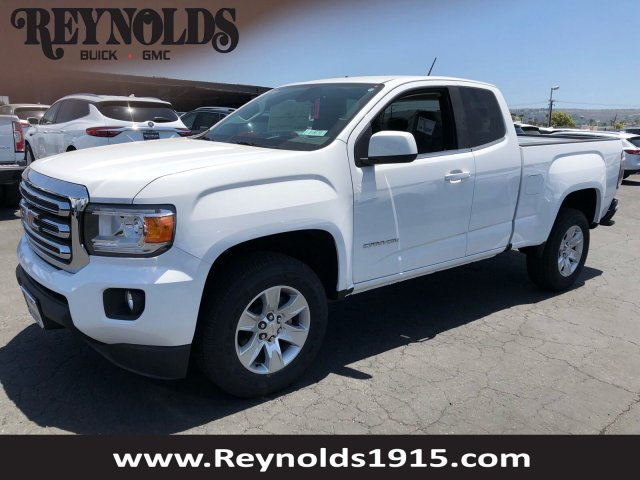 2018 Canyon Extended Cab 4x2,  Pickup #G180798 - photo 1
