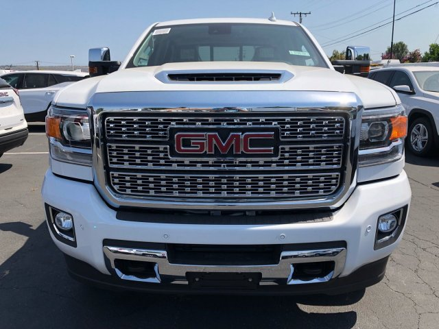 2018 Sierra 2500 Crew Cab 4x4,  Pickup #G180799 - photo 3