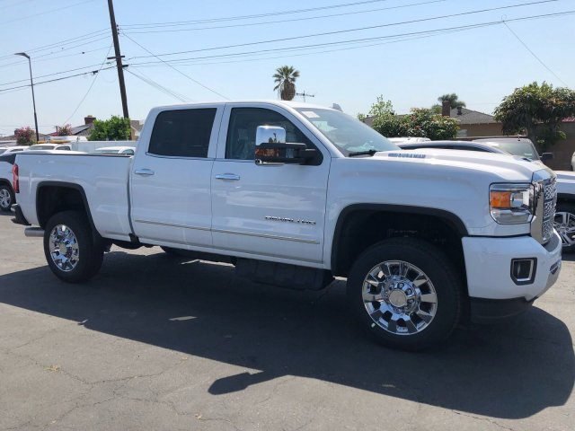 2018 Sierra 2500 Crew Cab 4x4,  Pickup #G180799 - photo 4