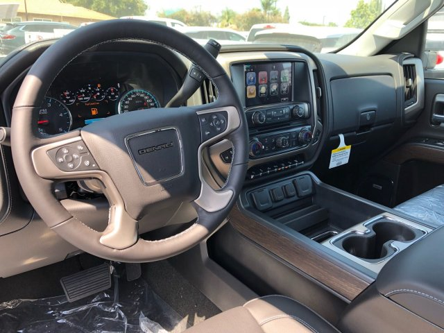 2018 Sierra 2500 Crew Cab 4x4,  Pickup #G180799 - photo 6