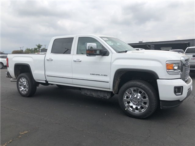 2018 Sierra 2500 Crew Cab 4x4,  Pickup #G180809 - photo 4