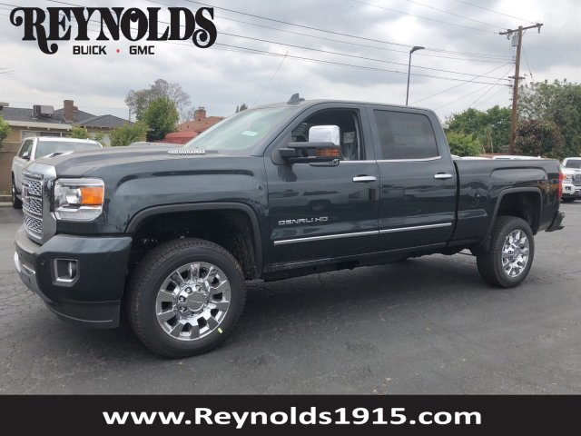 2018 Sierra 2500 Crew Cab 4x4,  Pickup #G180837 - photo 1