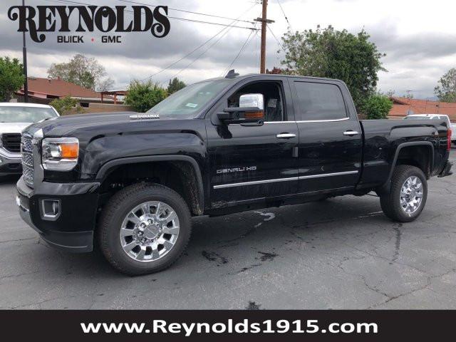 2018 Sierra 2500 Crew Cab 4x4,  Pickup #G180850 - photo 1