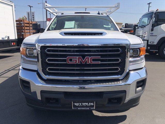 2018 Sierra 3500 Crew Cab DRW 4x2,  Royal Service Body #G180864 - photo 3