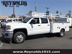 2018 Sierra 3500 Crew Cab DRW 4x2,  Royal Service Body #G180864 - photo 1