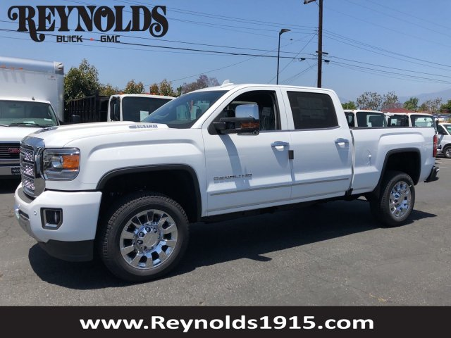 2018 Sierra 2500 Crew Cab 4x4,  Pickup #G180905 - photo 1