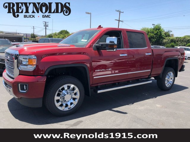 2018 Sierra 2500 Crew Cab 4x4,  Pickup #G180970 - photo 1