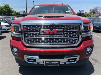 2018 Sierra 2500 Crew Cab 4x4,  Pickup #G180970 - photo 3