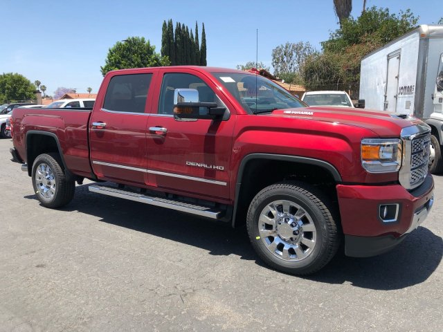 2018 Sierra 2500 Crew Cab 4x4,  Pickup #G180981 - photo 4