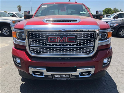 2018 Sierra 2500 Crew Cab 4x4,  Pickup #G180981 - photo 3