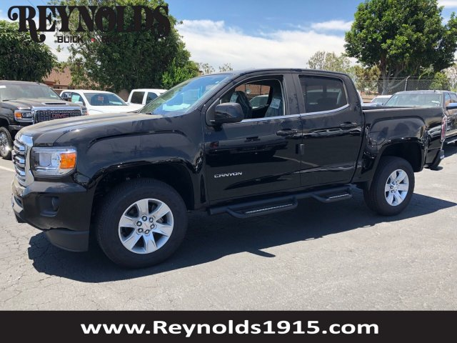 2018 Canyon Crew Cab 4x2,  Pickup #G181026 - photo 1