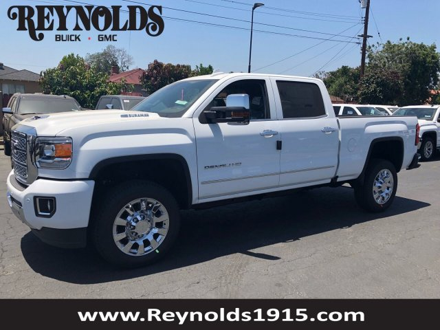 2018 Sierra 2500 Crew Cab 4x4,  Pickup #G181066 - photo 1