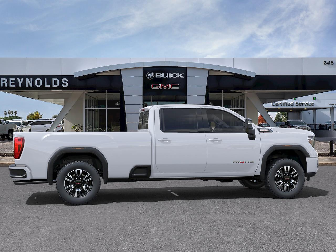 2021 GMC Sierra 2500 Crew Cab 4x4, Pickup #G210470 - photo 5