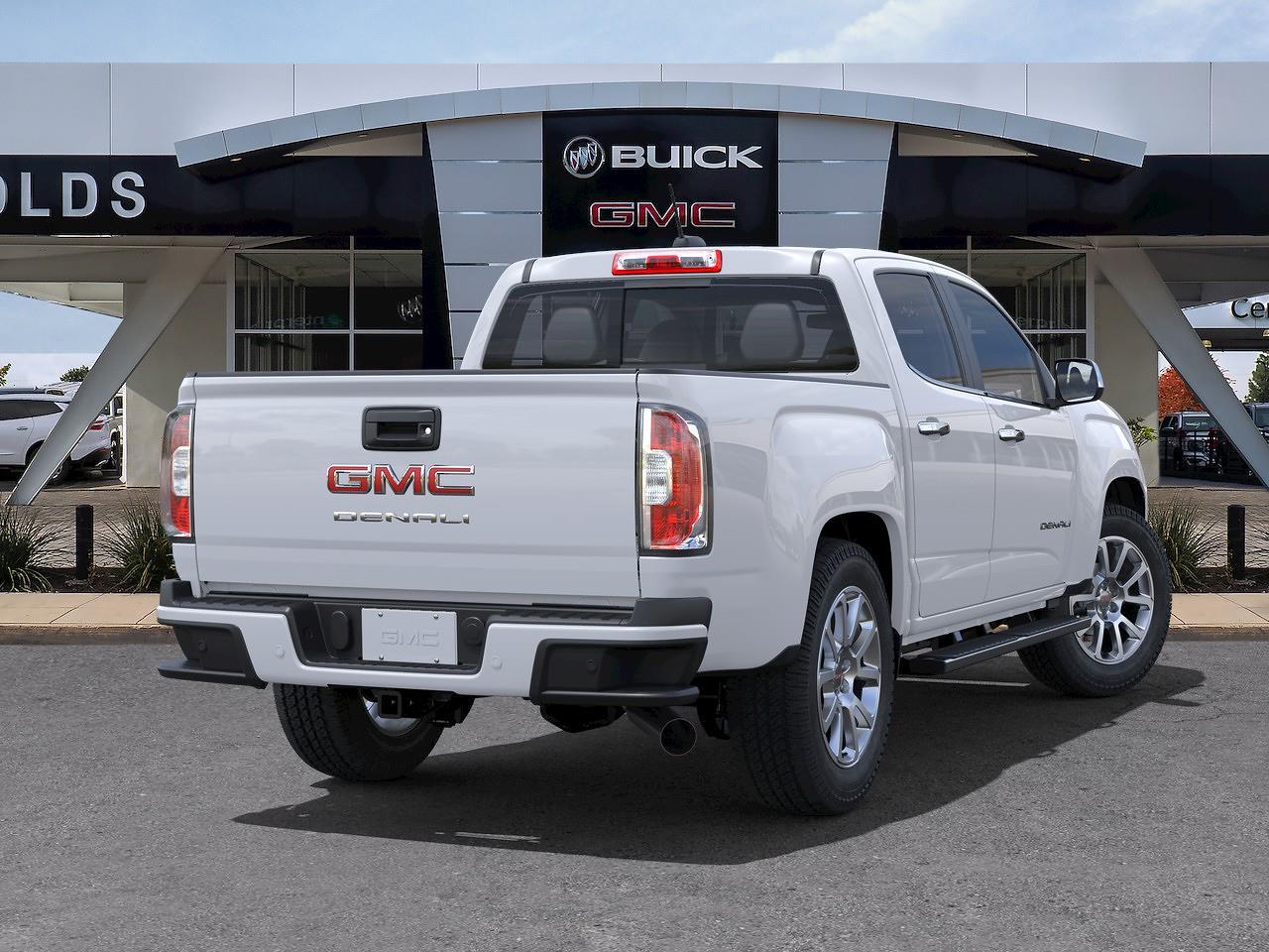 2021 GMC Canyon Crew Cab 4x4, Pickup #G210473 - photo 2