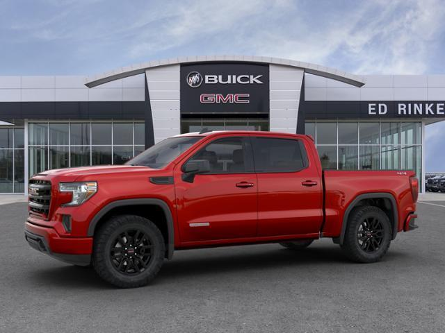 2020 GMC Sierra 1500 Crew Cab 4x4, Pickup #G505007 - photo 3