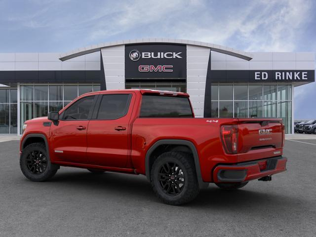 2020 GMC Sierra 1500 Crew Cab 4x4, Pickup #G505007 - photo 4