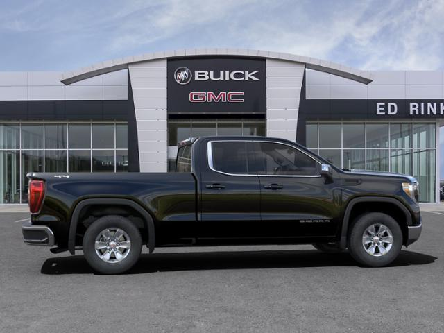 2021 GMC Sierra 1500 Double Cab 4x4, Pickup #G510518 - photo 5