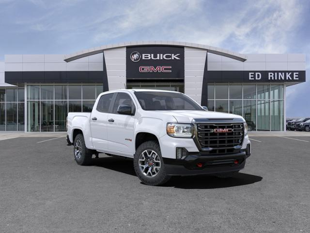 2021 GMC Canyon Crew Cab 4x4, Pickup #G510582 - photo 3