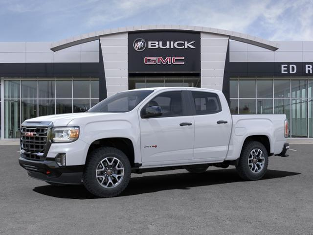 2021 GMC Canyon Crew Cab 4x4, Pickup #G510582 - photo 1
