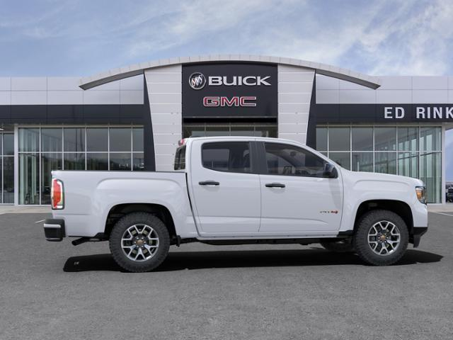 2021 GMC Canyon Crew Cab 4x4, Pickup #G510582 - photo 5