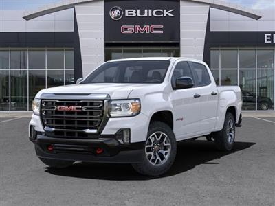 2021 GMC Canyon Crew Cab 4x4, Pickup #G510582 - photo 6