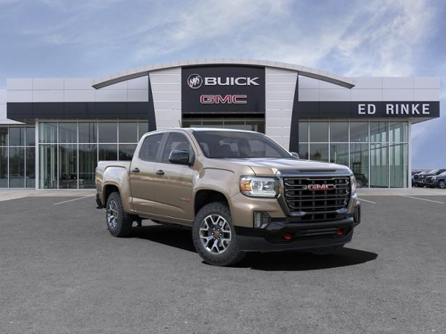 2021 GMC Canyon Crew Cab 4x4, Pickup #G510618 - photo 1