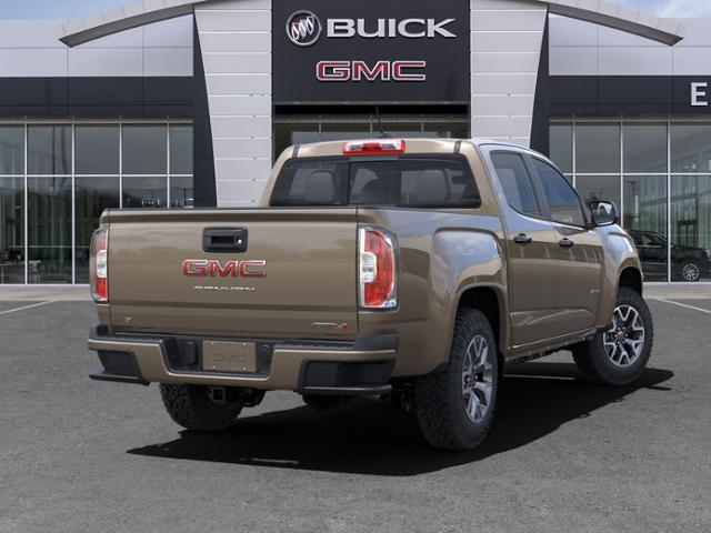 2021 GMC Canyon Crew Cab 4x4, Pickup #G510618 - photo 2