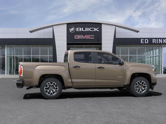 2021 GMC Canyon Crew Cab 4x4, Pickup #G510618 - photo 5