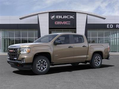 2021 GMC Canyon Crew Cab 4x4, Pickup #G510618 - photo 3
