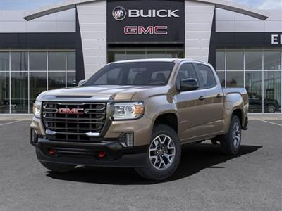 2021 GMC Canyon Crew Cab 4x4, Pickup #G510618 - photo 6