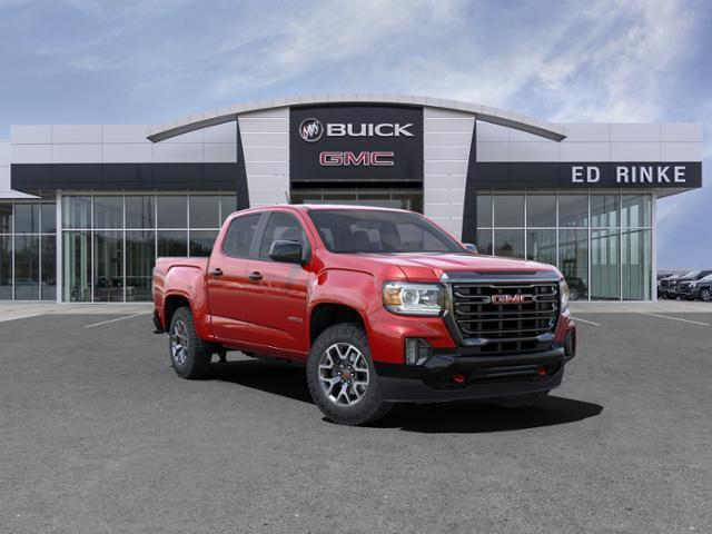 2021 GMC Canyon Crew Cab 4x4, Pickup #G510662 - photo 1