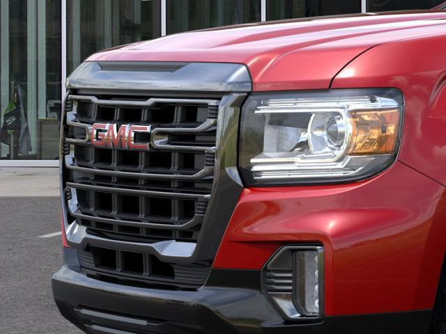 2021 GMC Canyon Crew Cab 4x4, Pickup #G510662 - photo 11