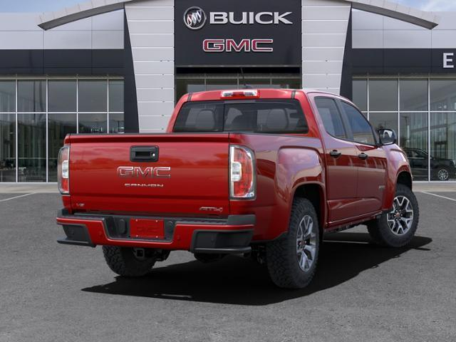 2021 GMC Canyon Crew Cab 4x4, Pickup #G510662 - photo 2