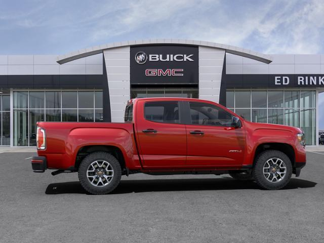 2021 GMC Canyon Crew Cab 4x4, Pickup #G510662 - photo 5
