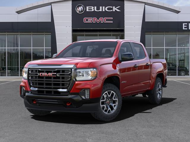 2021 GMC Canyon Crew Cab 4x4, Pickup #G510662 - photo 6