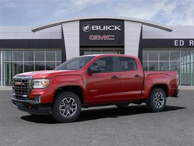 2021 GMC Canyon Crew Cab 4x4, Pickup #G510662 - photo 3