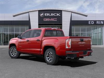2021 GMC Canyon Crew Cab 4x4, Pickup #G510662 - photo 4