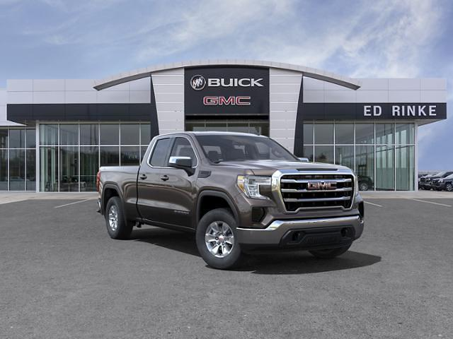 2021 GMC Sierra 1500 Double Cab 4x4, Pickup #G510843 - photo 1
