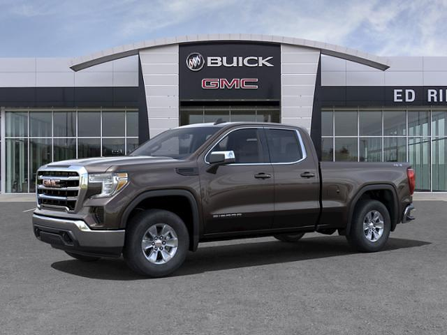 2021 GMC Sierra 1500 Double Cab 4x4, Pickup #G510843 - photo 3