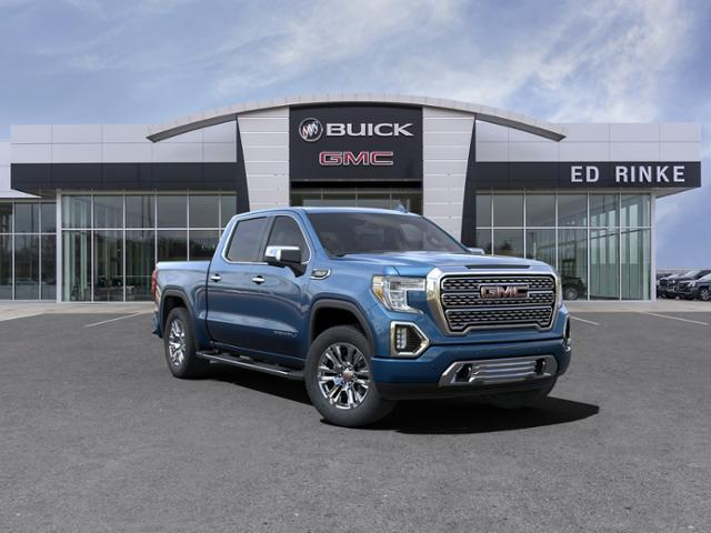 2021 GMC Sierra 1500 Crew Cab 4x4, Pickup #G511169 - photo 1