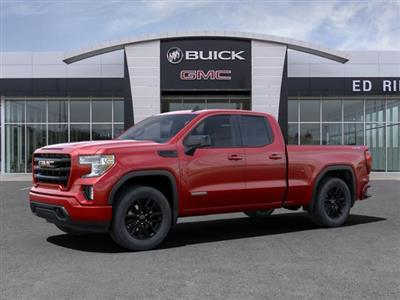 2021 GMC Sierra 1500 Double Cab 4x4, Pickup #G511300 - photo 3
