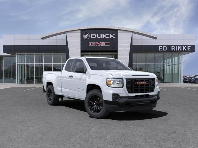 2021 GMC Canyon Extended Cab 4x4, Pickup #G511592 - photo 1