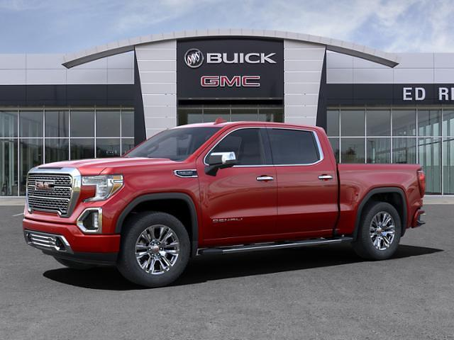 2021 GMC Sierra 1500 Crew Cab 4x4, Pickup #G511904 - photo 3