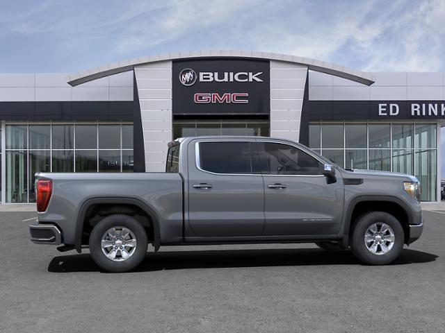 2021 GMC Sierra 1500 Crew Cab 4x2, Pickup #G511968 - photo 5