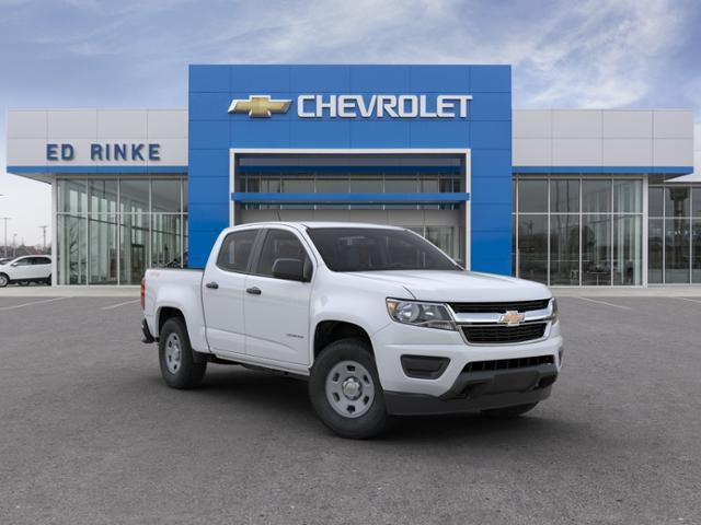 2020 Chevrolet Colorado Crew Cab 4x4, Pickup #503386 - photo 1