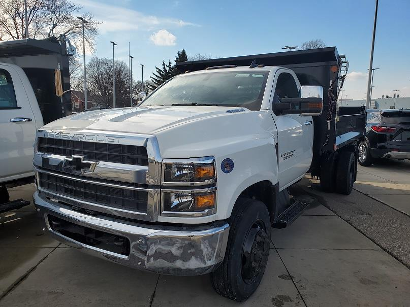 2020 Chevrolet Silverado Medium Duty Regular Cab DRW 4x2, Monroe Dump Body #503583 - photo 1